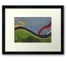 Imaginary Lands Framed Print