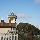 Point Fermin Lighthouse, CA by Christine Till  @    CT-Graphics