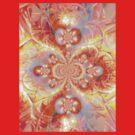Firey Jewels- Tee by MaeBelle
