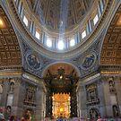 St Peter Basilica by Christophe Testi