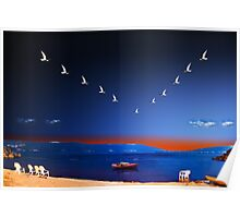 The Sea of Galilee Poster