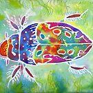 Jewel Bug by Karen Fernandez