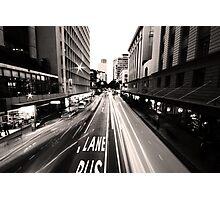 Adelaide Street Photographic Print