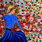 Dama en el Jardín. / Lady im Garten by Candy1974