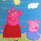 Peppa Pig by eleanor boyle