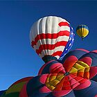 Balloon Fiesta by BarneyB