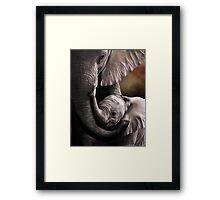 Suah Framed Print