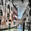 Venetian Houses. by naturelover