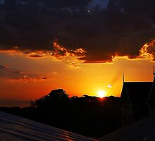 Sunrise (Leura, NSW  Australia) by Simon Le
