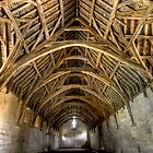 Tithe Barn by Richard Majlinder