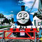 Thomas The Train by Misty Lackey
