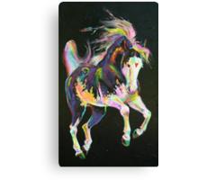 Pony Power I Canvas Print