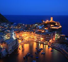 Vernazza by Christophe Testi