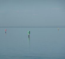 The Channel, Corio Bay by Jenni Clarke