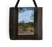 Ruin,Old Cork Station, Outback Queensland Tote Bag