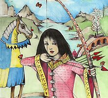 The Arrows Of Love by John Dicandia  ( JinnDoW )