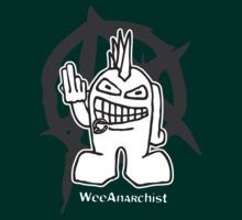 WeeAnarchist T-shirt by WeeMad