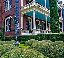 The Calhoun Mansion by AngelPhotozzz