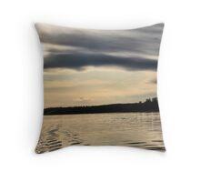 Fisherman's View Throw Pillow