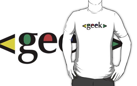 Geek >   by Andi Bird