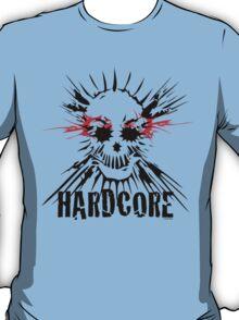 Scull Explode  T-Shirt