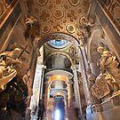 St Peter by Christophe Testi