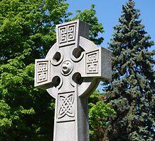Celtic Cross by colleen e scott