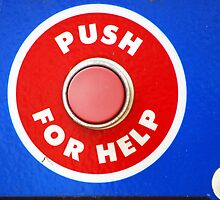 Push For Help by colleen e scott