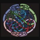 Celtic Knotwork by J Kereve-Clarke Snr