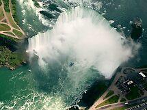 Over Niagara by Martina Fagan