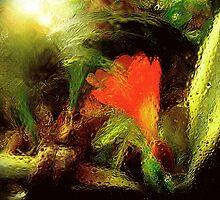 flora through glass... by banrai