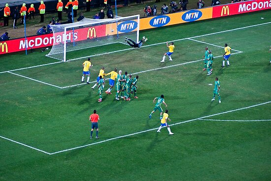 Winning Goal by RatManDude