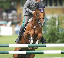 Team Italy, Hickstead Nations Cup. by Mark Greenwood