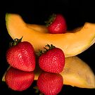 Summer Fruit by Trudy Wilkerson