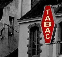 Tabac - French Tobacco Shop  by Buckwhite