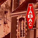 Tabac - A French Tobacco Shop by Buckwhite