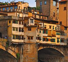 Ponte Vecchio by Peter Hammer