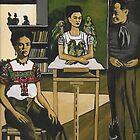 Frida Kahlo & Fred Murray by signaturelaurel
