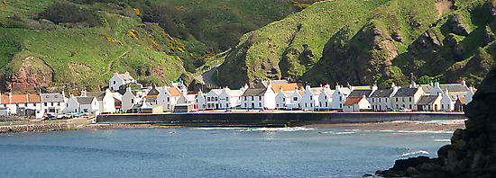 Pennan from Fort Fiddes by Rupert Connor