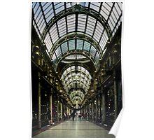 Victoria Quarter, Country Arcade, Leeds Poster