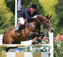 Robert Smith @ Hickstead by Mark Greenwood