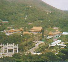 Po Lin Monestry - Lantau Island by Jacki2