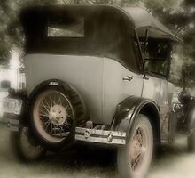 1929 Ford Touring Roadster by sundawg7