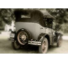 1929 Ford Touring Roadster Photographic Print