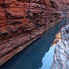 Hancock Gorge by iandsmith