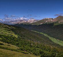 2009 Rocky Mountain National Park by greg1701