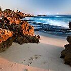 August 1 - Bennion Beach  by Veronica Fry