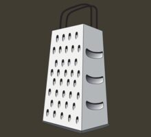 4 sided grater by gaelhurlimann