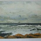 Winter Sea Yserfontein by Harling