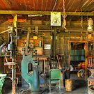 Docs Town Black Smith Shop by PFrogg